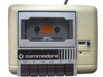 Commodore Datasette 1530